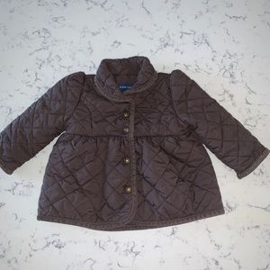 Ralph Lauren 12M coat, excellent condition!